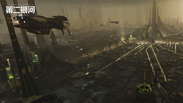 10.23宇宙战争拉开序幕 《第二银河》CG首次曝光!
