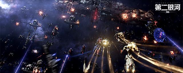 太空军工厂!《第二银河》打造宇宙终极舰船