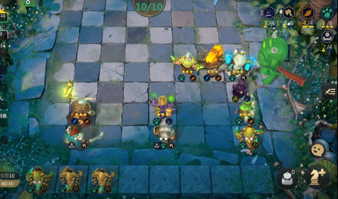 《多多自走棋》版本上分毒瘤野兽召唤流:把正在成长的对手全部扼杀在摇篮中