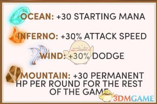 《云顶之弈手游》S2棋盘随机元素介绍
