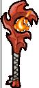 《失落城堡》武器图鉴-烈焰魔杖(法杖)
