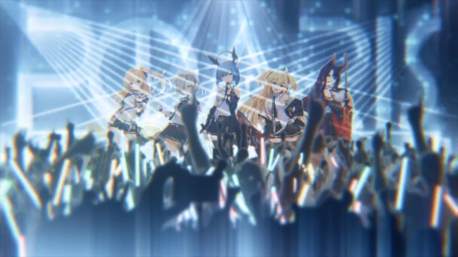 《碧蓝航线》【激奏的Polaris】全舰娘一览