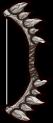 《失落城堡》武器图鉴-鲨骨弓(弓箭)