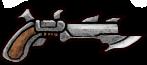 《失落城堡》武器图鉴-钢铁白刃者(火枪)