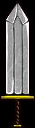 《失落城堡》武器图鉴-铁质大剑(双手)