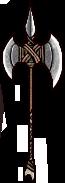 《失落城堡》武器图鉴-蛮族大斧(双手)