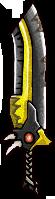 《失落城堡》武器图鉴-贪婪大剑(双手)