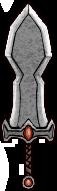 《失落城堡》武器图鉴-秘银大剑(双手)