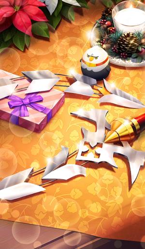 《命运冠位指定》把剑暂时扔在一边礼装图鉴