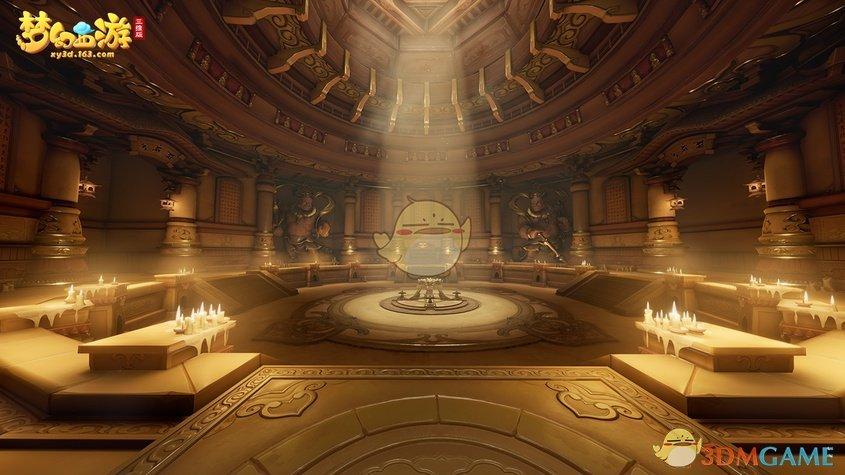 《梦幻西游三维版》爬塔教程攻略
