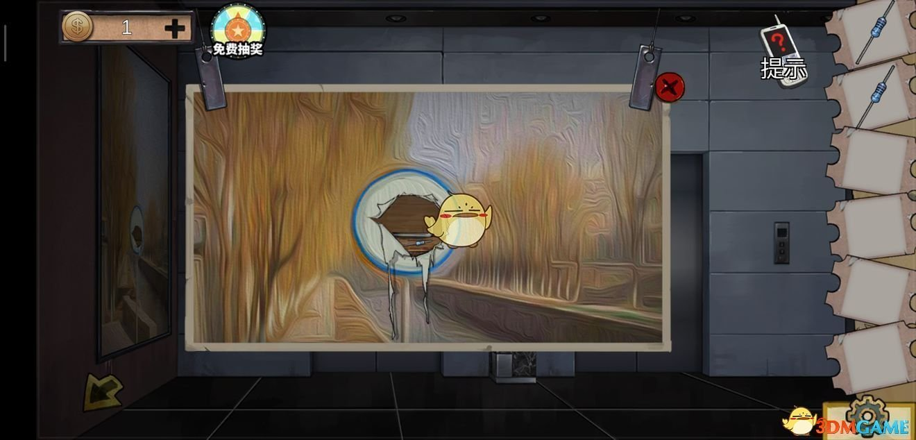 《密室逃脱绝境系列11游乐园》第11关攻略大全