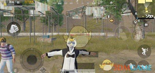 《和平精英》奇趣企鹅套装获得方法