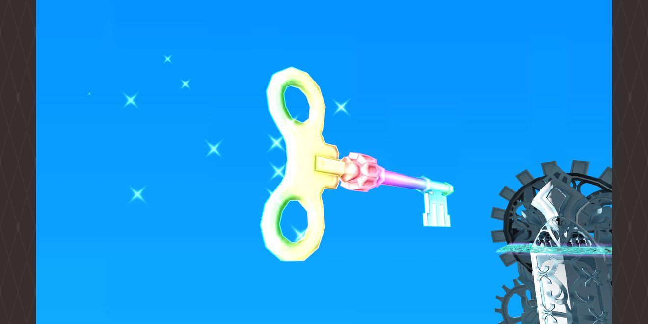 《东京偶像计划》钥匙种类大全