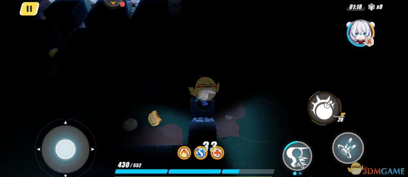 《崩坏3》翡翠宫木牌任务完成方法