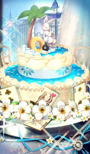 《命运冠位指定》白兔巧克力蛋糕礼装图鉴