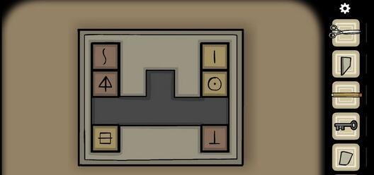 《逃离方块:悖论》第一章通关攻略