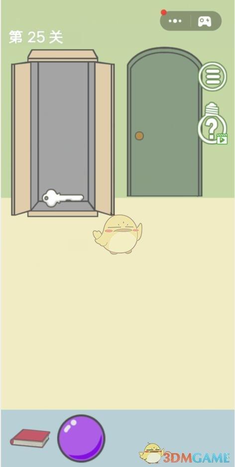 《孩子去哪野了》第25关隐藏关攻略答案