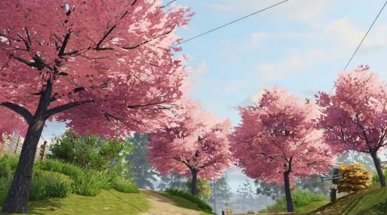 《明日之后》快乐101樱花树位置汇总介绍