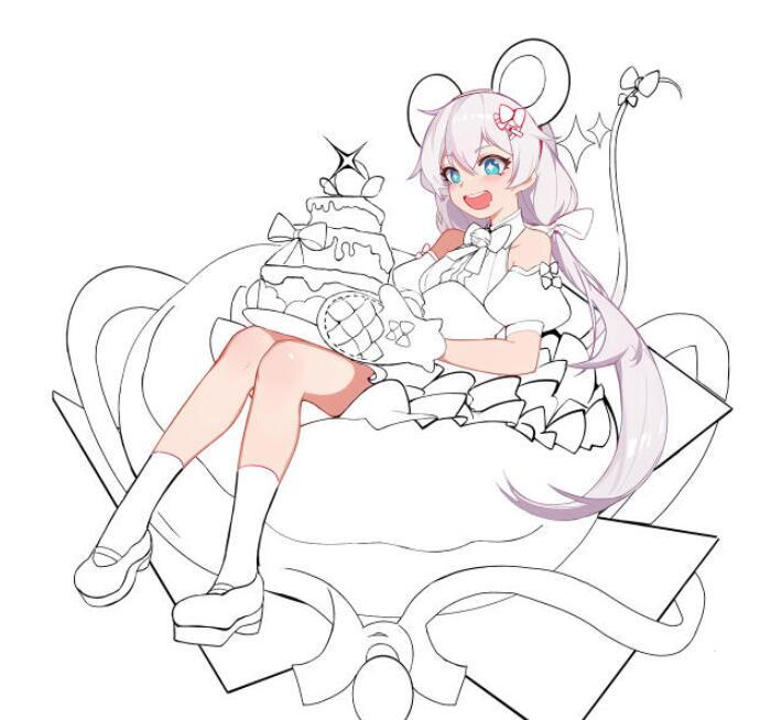 《崩坏3》德丽莎生日涂鸦礼包
