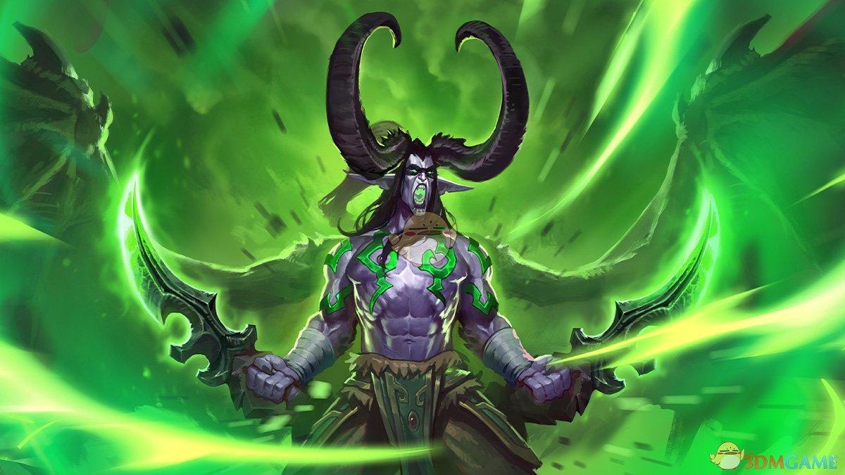 《炉石传说》外域的灰烬全新职业恶魔猎手内容介绍