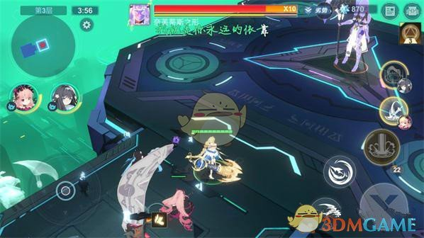 《解神者:X2》手游第五章boss打法攻略