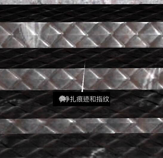 《孙美琪疑案-王爱国》挣扎的痕迹和指纹线索获得