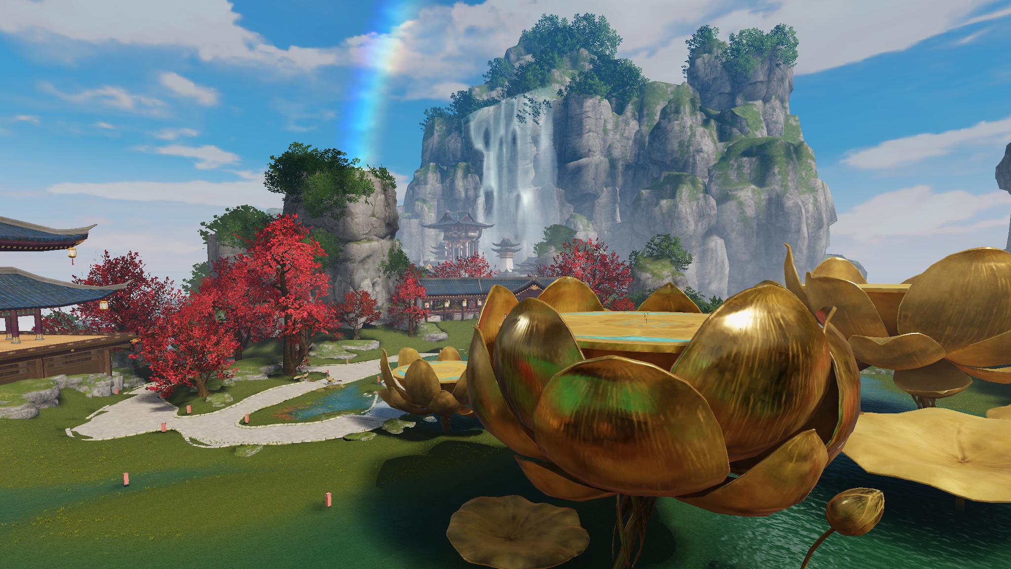 《一梦江湖》风景打卡攻略