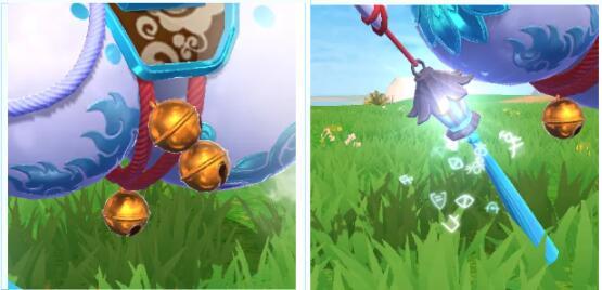 《创造与魔法》全新坐骑紫金/白玉葫芦介绍