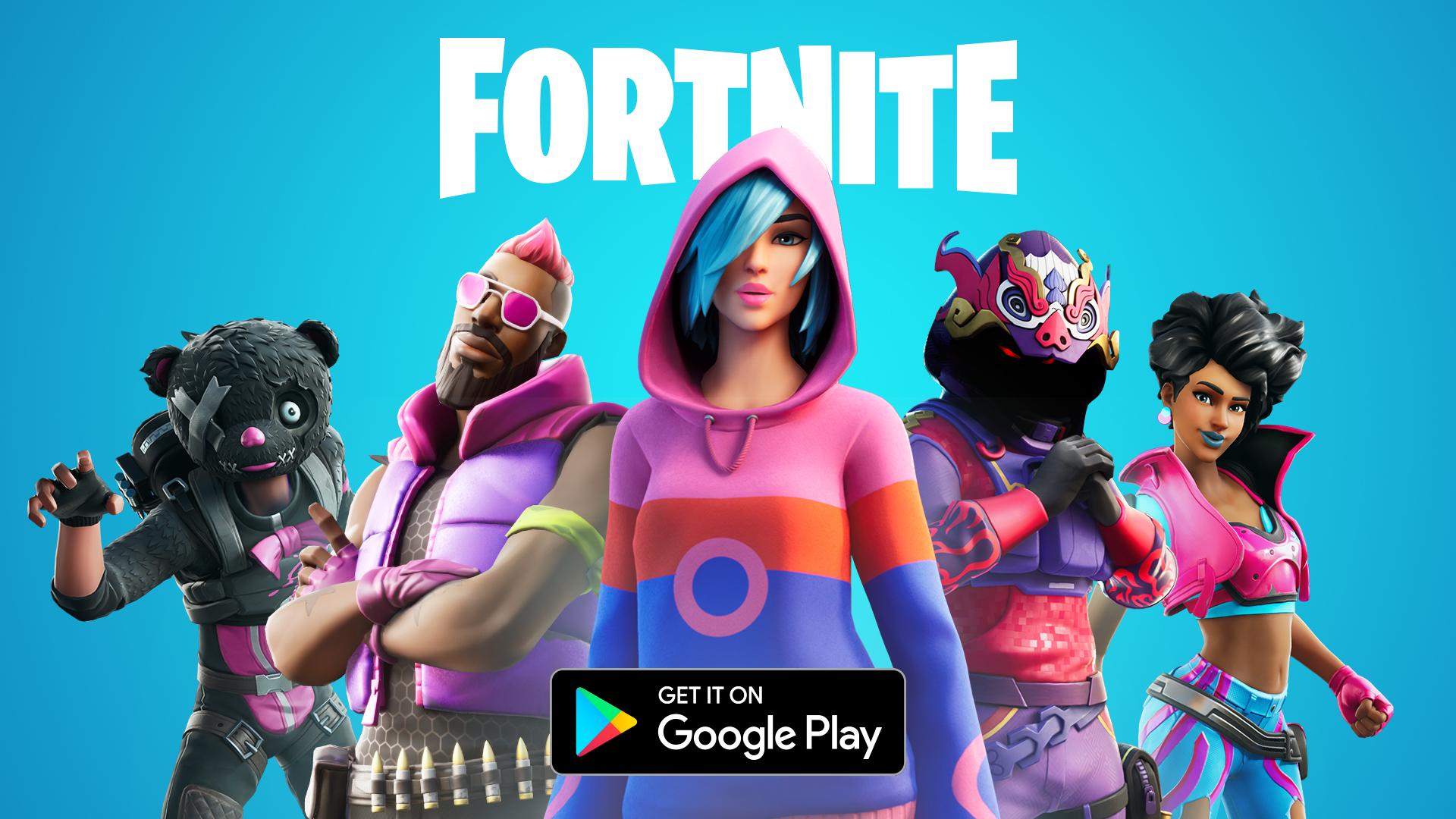 《堡垒之夜》现已登陆谷歌Play 此前因抽成问题不合