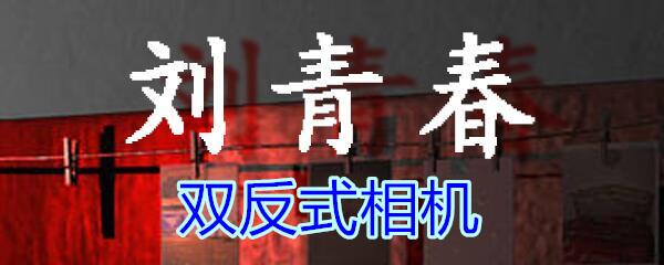 《孙美琪疑案-刘青春》五级线索——双反式相机