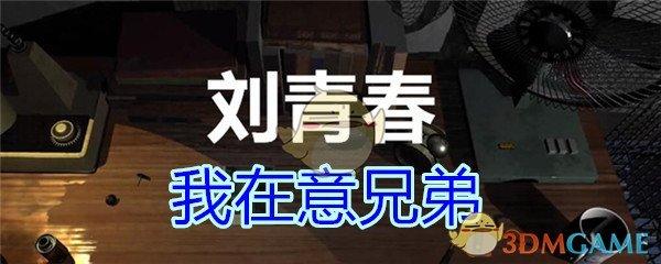 《孙美琪疑案-刘青春》三级线索——我在意兄弟