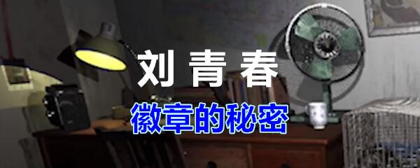 《孙美琪疑案-刘青春》二级线索——徽章的秘密
