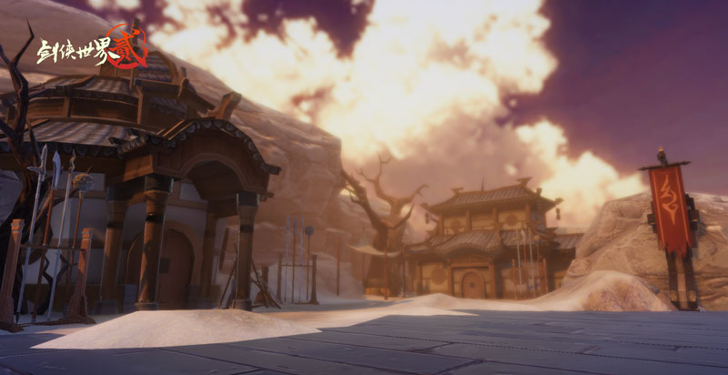 新赛季新坐骑,《剑侠世界2》手游陪你欢度劳动节!