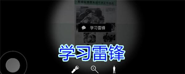 《孙美琪疑案-王思凤》五级线索——学习雷锋