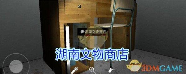 《孙美琪疑案-王思凤》五级线索——湖南文物商店