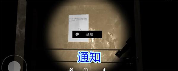 《孙美琪疑案-王思凤》五级线索——通知