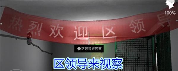《孙美琪疑案-王思凤》五级线索——区领导来视察
