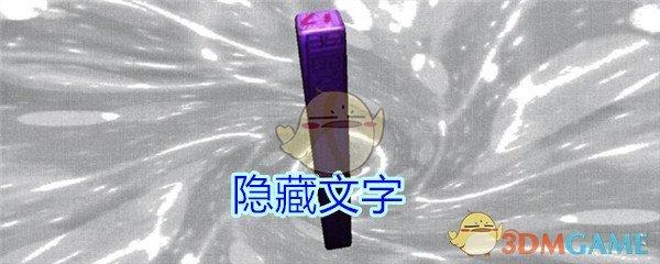 《孙美琪疑案-王思凤》五级线索——隐藏文字