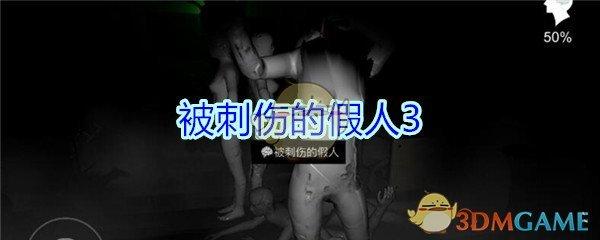 《孙美琪疑案-王思凤》四级线索——被刺伤的假人3