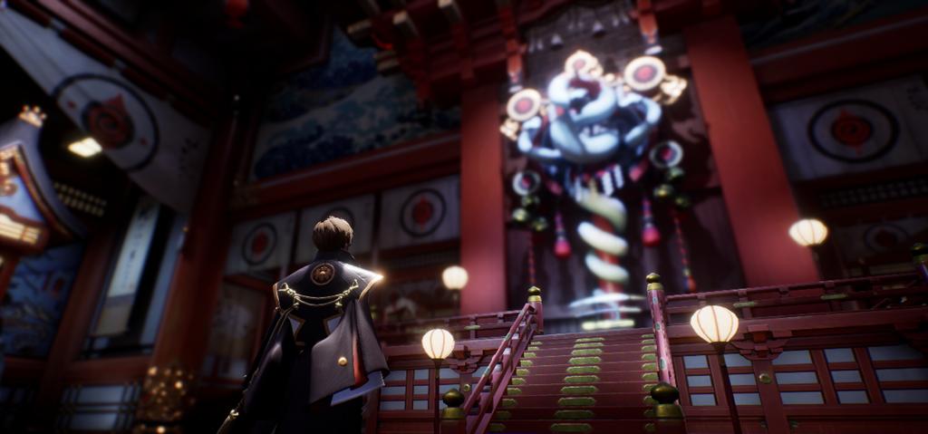 祖龙如何利用虚幻引擎打造高画质手游《龙族幻想》