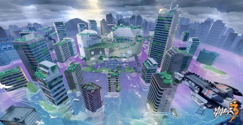 《崩坏3》「暴雨将至」高清壁纸分享