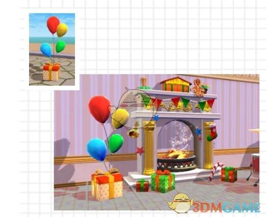 《创造与魔法》缤纷气球获得方法