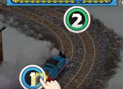 托马斯小火车攻略