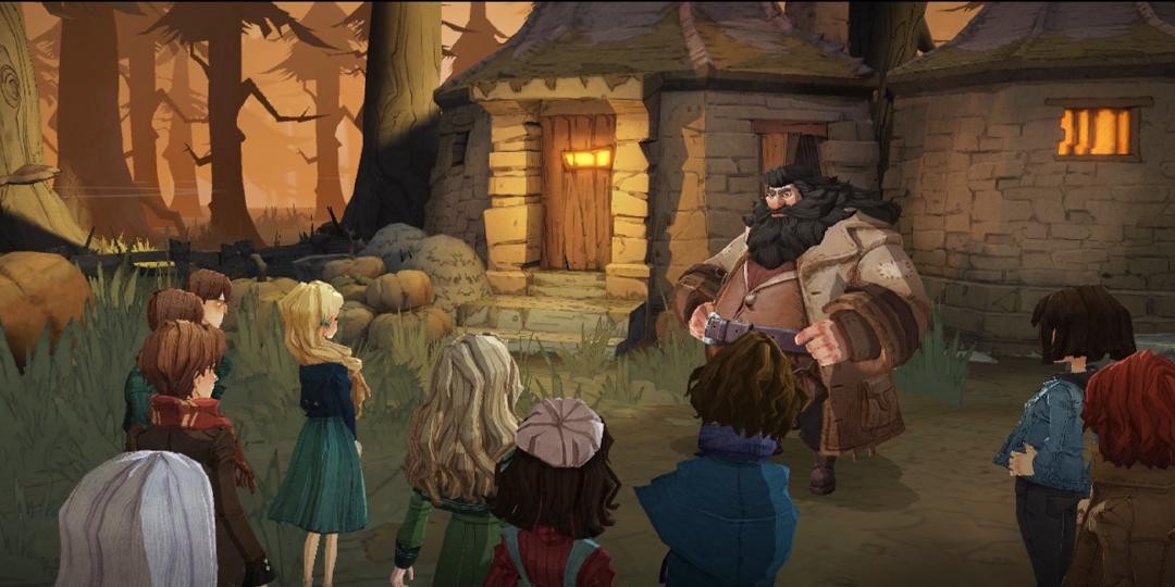 《哈利波特:魔法觉醒》安卓&iOS双平台魔法测试进行中,开启霍格沃茨的学习之旅