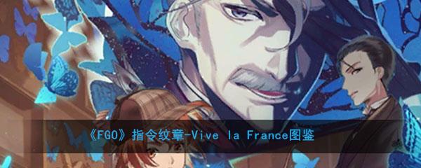 《FGO》指令纹章-Vive la France图鉴介绍