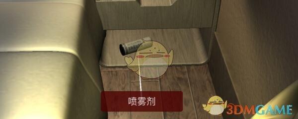 《孙美琪疑案-袁家宾馆》五级线索——喷雾剂