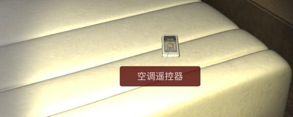 《孙美琪疑案-袁家宾馆》五级线索——空调遥控器