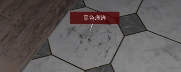 《孙美琪疑案-袁家宾馆》四级线索——黑色痕迹