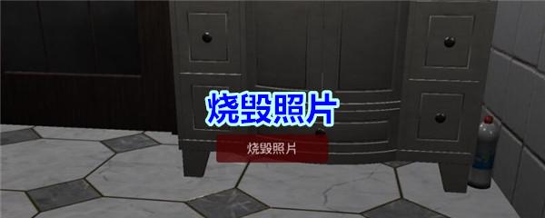 《孙美琪疑案-袁家宾馆》四级线索——烧毁照片