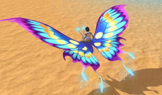 《创造与魔法》新坐骑荧惑蝶获得方法